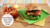 Uzman Kasap Pastırmalı Burger Tarifi