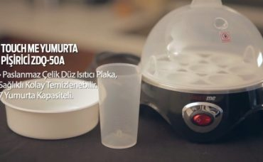 Touch Me Yumurta Pişirici ZDQ50A