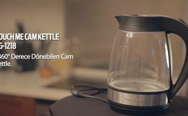 Touch Me Cam Kettle KG1218