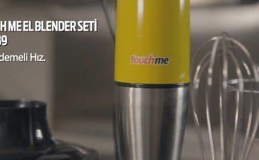 Touch Me El Blender Seti HB989
