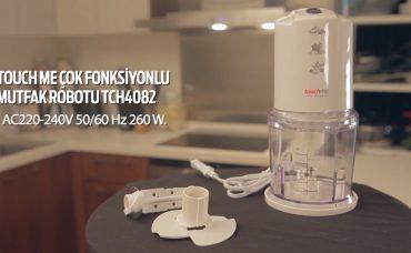 Touch Me Çok Fonksiyonlu Mutfak Robotu TCH4082