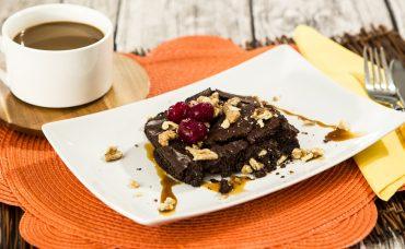 Turuncu Mutfak'tan Tarifler: Beyaz Çikolatalı Browni