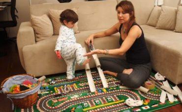 Bebekler İçin Evde Araba Pisti Nasıl Yapılır? (2. Bölüm)