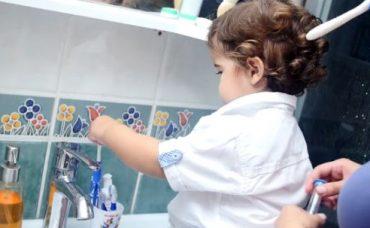 Bebeklere Diş Fırçalama Alışkanlığı Nasıl Kazandırılır? (2. Bölüm)
