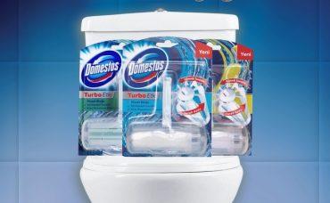 Domestos Turbo Etki ile Etkili Temizlik Nasıl Yapılır?