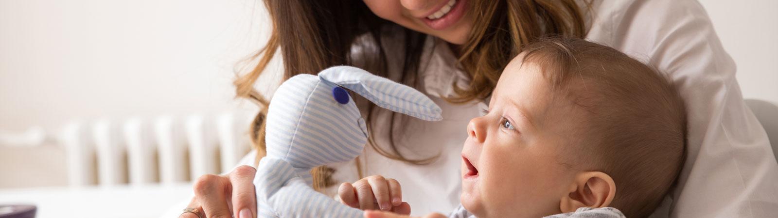 Aileler Anlatıyor: Bebeğimle Büyüyorum