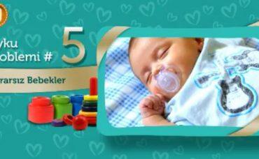Bebeklerde Uyku Problemi: Kararsız Bebekler