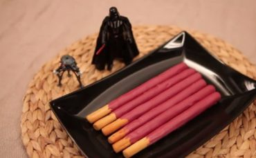 Çikolatalı Star Wars Işın Kılıcı Tarifi