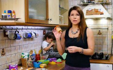 Somon Balıklı Tarhana Çorbası (1. Bölüm)