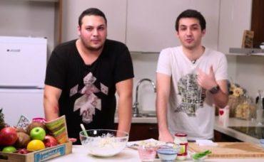 Öğrenci Evi'nden Tarifler: Makarna Salatası