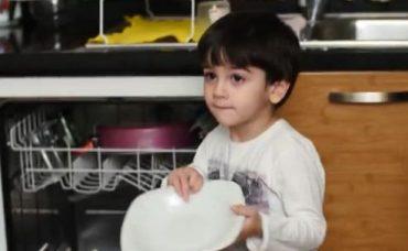 Çocuğu Ev İşlerine Ortak Etme
