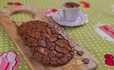 Glutensiz Çikolatalı Kurabiye Tarifi