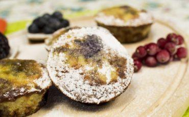 Muzlu Şekersiz Muffin Tarifi