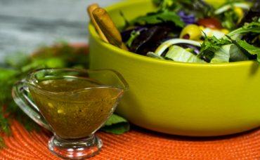 Ballı Hardallı Salata Sosu Tarifi