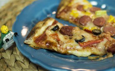Öğrenci Evi'nden Tarifler: Ninja Kaplumbağa Pizzası
