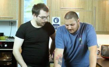 Öğrenci Evi'nden Tarifler: Milföy Mantı