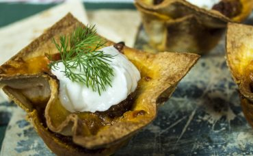 Muffin Taco Tarifi