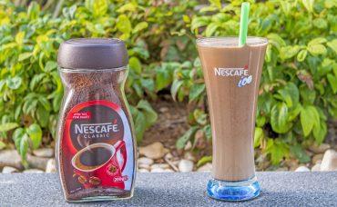 Nescafe Classic ile Çikolatalı ve Kremalı Soğuk Kahve
