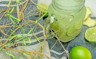 Yeşil Limonlu ve Zencefilli Oda Parfümü