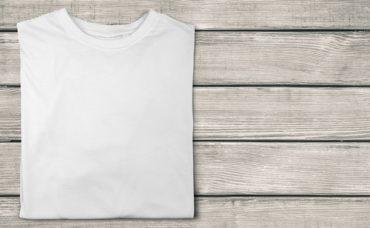 Sararan Tişörtler Nasıl Beyazlatılır?