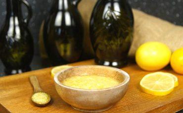 Limon Kabuğundan Doğal El Kremi Yapımı