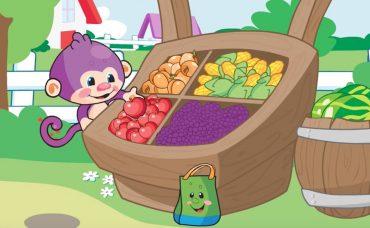 Eğlen ve Öğren: Renk Alışverişi