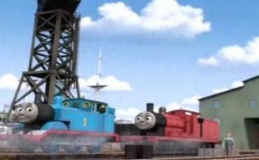 Thomas ve Arkadaşları: Percy Olmak