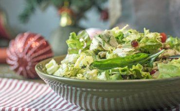 Yılbaşı Salatası Tarifi