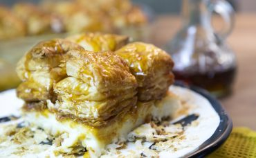 Karamelli Milföy Pasta Tarifi