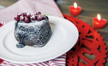 Akışkan Çikolatalı Kek Tarifi