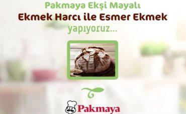 Pakmaya Ekşi Mayalı Esmer Ekmek Harcı