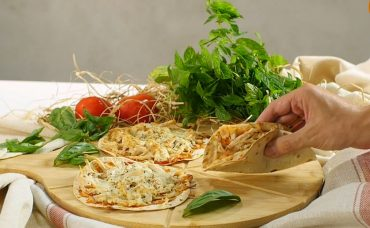 Tavuklu Fit Pizza Tarifi