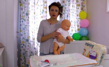 Pınar Mallı Anlatıyor: Bebeklerde Banyo Nasıl Yapılır?