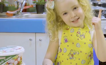 Ebrar'ın Beslenme Çantası: Bahçıvan Lezzetli Peynir Topları