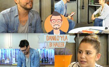 Danilo Zanna ile Danilo'yla Bi'Haller: Merve Özbey
