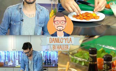 Danilo Zanna ile Danilo'yla Bi'Haller: Caprise Salatası Tarifi