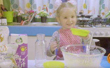 Ebrar'ın Beslenme Çantası: Cupcake Tarifi
