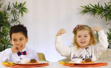 Minik Damaklar: Kış Sebzeleri