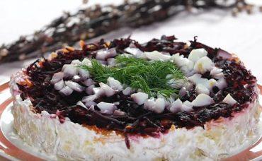 Şuba Salatası Tarifi