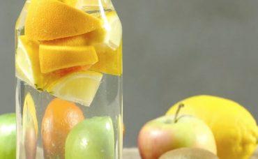 Limon Portakal Detoks Tarifi