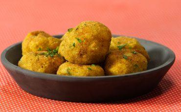 Kızarmış Patates Topları Tarifi