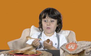 Minik Damaklar: Ekmek Çeşitleri