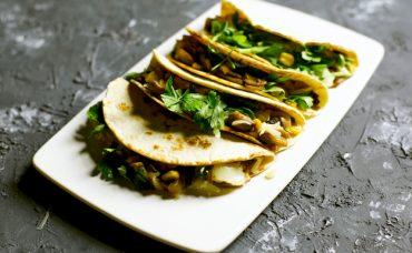 Mantarlı Taco Tarifi