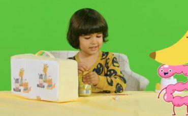 Çocuklar Deniyor: Hipp Beslenme Çantası ile Okula Dönüş