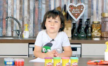 Çocuklar Deniyor: Hipp El Yıkama Köpüğü