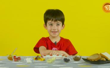 Çocuklar Deniyor: Tereyağı Çeşitleri