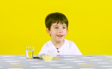 Çocuklar Deniyor: Türk Kahvesi Çeşitleri