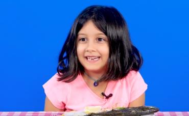 Çocuklar Deniyor: Balık Çeşitleri