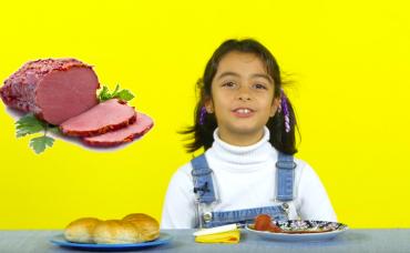 Çocuklar Deniyor: Pastırma Çeşitleri