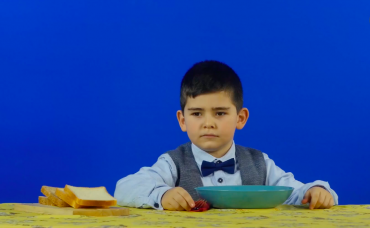 Çocuklar Deniyor: Sebze Yemekleri